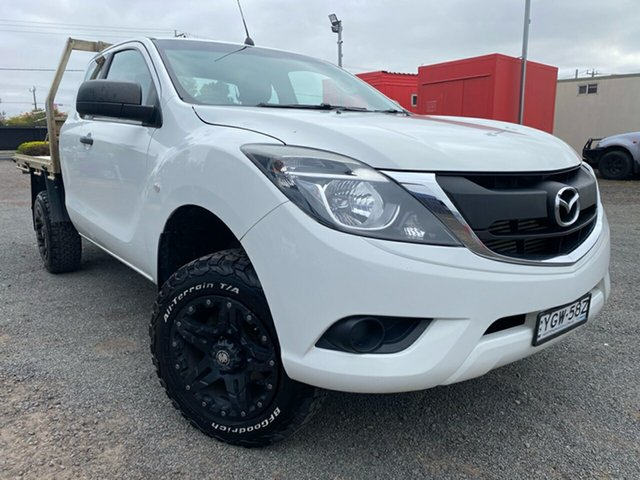 Used Mazda BT-50 XT (4x4), Hoppers Crossing, 2016 Mazda BT-50 XT (4x4) Cab Chassis