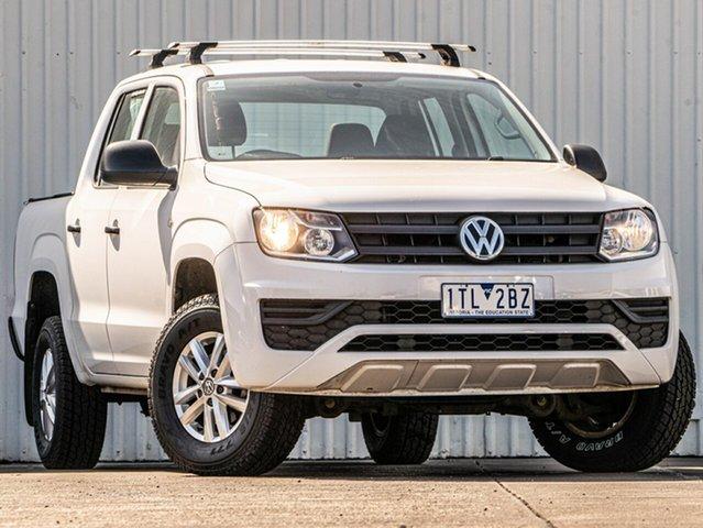 Used Volkswagen Amarok TDI420 (4x2), Sebastopol, 2017 Volkswagen Amarok TDI420 (4x2) Dual Cab Utility