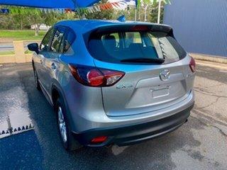 2015 Mazda CX-5 Maxx Sport Wagon.