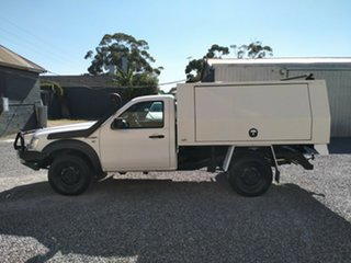 2008 Ford Ranger XL (4x4) Cab Chassis.
