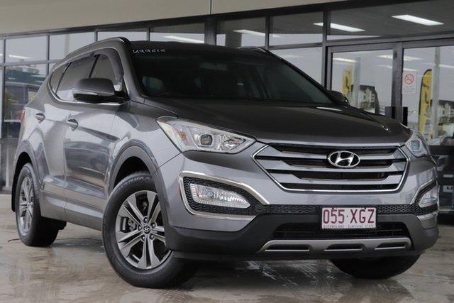 Used Hyundai Santa Fe Active, Bowen Hills, 2014 Hyundai Santa Fe Active Wagon