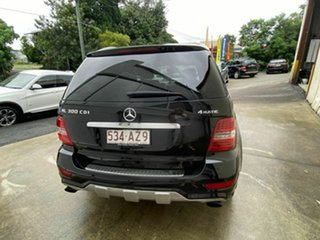 2010 Mercedes-Benz ML300 CDI 4x4 Wagon.