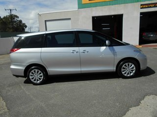 2008 Toyota Tarago GLi Wagon.