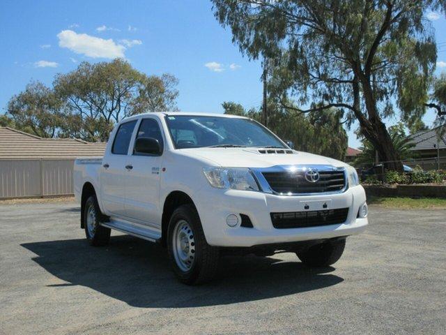 Used Toyota Hilux SR (4x4), Enfield, 2013 Toyota Hilux SR (4x4) Dual Cab Pick-up
