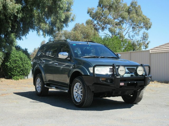 Used Mitsubishi Challenger LS (5 Seat) (4x4), Enfield, 2009 Mitsubishi Challenger LS (5 Seat) (4x4) Wagon