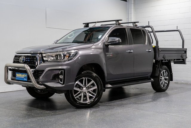 Used Toyota Hilux SR5 (4x4), Slacks Creek, 2019 Toyota Hilux SR5 (4x4) Double Cab Pick Up