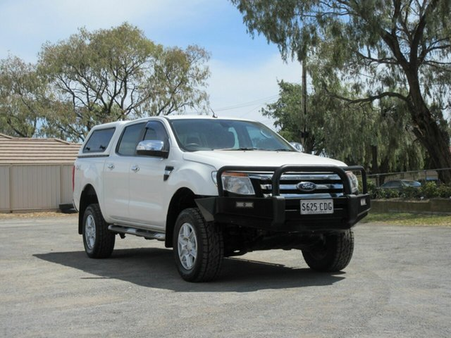 Used Ford Ranger XLT 3.2 (4x4), Enfield, 2012 Ford Ranger XLT 3.2 (4x4) Double Cab Pick Up