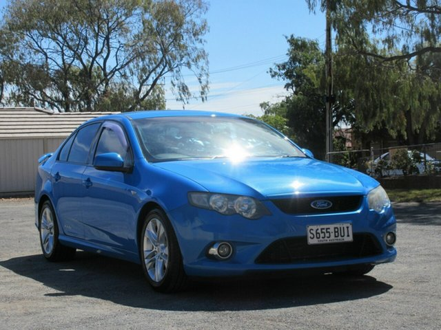 Used Ford Falcon XR6, Enfield, 2008 Ford Falcon XR6 Sedan