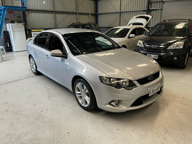 Discounted Used Ford Falcon XR6, Lonsdale, 2009 Ford Falcon XR6 Sedan