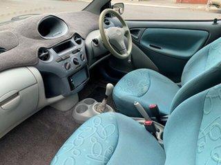 2000 Toyota Echo Hatchback.