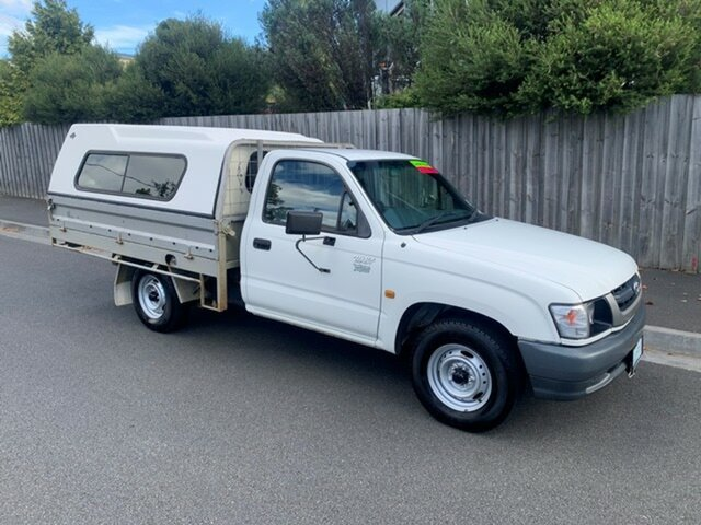 Used Toyota Hilux, North Hobart, 2003 Toyota Hilux Cab Chassis