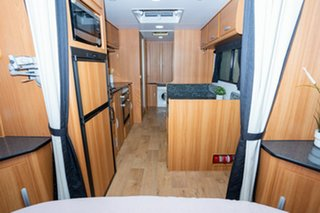 2013 Caravan Coromal Element E696 Triple Bunk Caravan.