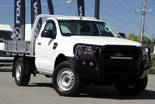 Used Ford Ranger XL Plus, Bowen Hills, 2016 Ford Ranger XL Plus Cab Chassis