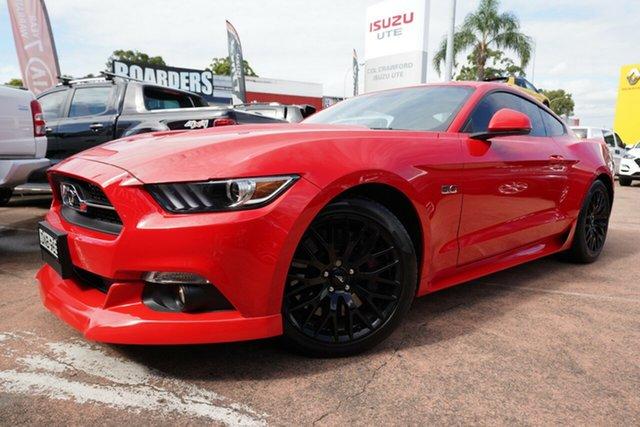 Used Ford Mustang Fastback GT 5.0 V8, Brookvale, 2017 Ford Mustang Fastback GT 5.0 V8 Coupe