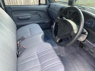2003 Toyota Hilux Cab Chassis.