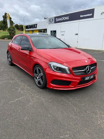 Used Mercedes-Benz A-Class A250 D-CT Sport, Warrnambool East, 2013 Mercedes-Benz A-Class A250 D-CT Sport Hatchback