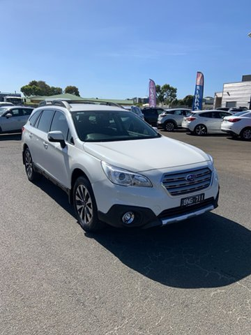 Used Subaru Outback 2.5i CVT AWD, Warrnambool East, 2017 Subaru Outback 2.5i CVT AWD Wagon