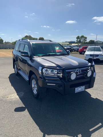 Used Toyota Landcruiser GXL, Warrnambool East, 2016 Toyota Landcruiser GXL Wagon
