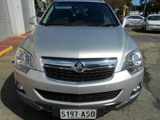2012 Holden Captiva 5 (4x4) Wagon.