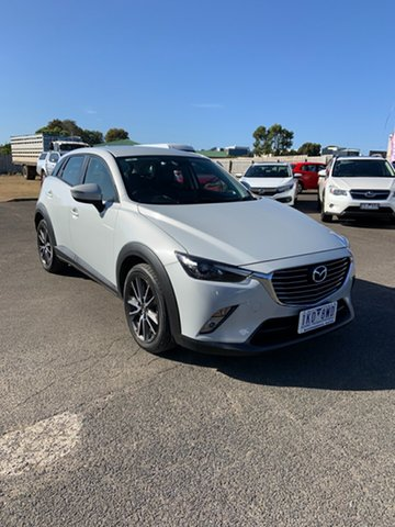 Used Mazda CX-3 sTouring SKYACTIV-Drive, Warrnambool East, 2017 Mazda CX-3 sTouring SKYACTIV-Drive Wagon