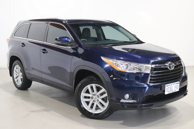 Used Toyota Kluger GX 2WD, Northbridge, 2015 Toyota Kluger GX 2WD Wagon