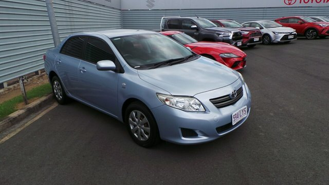 Used Toyota Corolla Ascent, Morayfield, 2009 Toyota Corolla Ascent Sedan