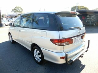 2003 Toyota Tarago GLi Wagon.