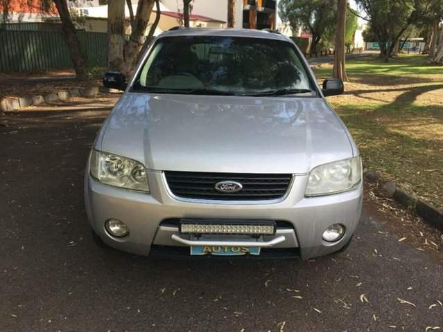 Used Ford Territory TS (4x4), Prospect, 2005 Ford Territory TS (4x4) Wagon