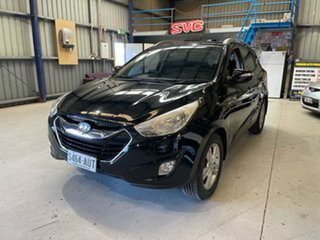 2012 Hyundai ix35 Elite AWD Wagon.