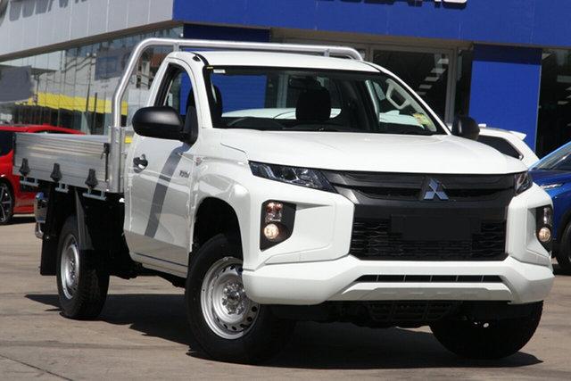 New Mitsubishi Triton GLX 4x2, Toowong, 2021 Mitsubishi Triton GLX 4x2 Cab Chassis
