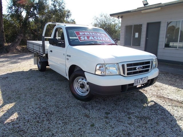 Discounted Used Ford Courier GL 4x2, Bayswater, 2006 Ford Courier GL 4x2 Cab Chassis