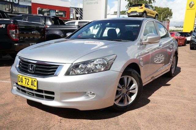 Used Honda Accord VTi, Brookvale, 2009 Honda Accord VTi Sedan