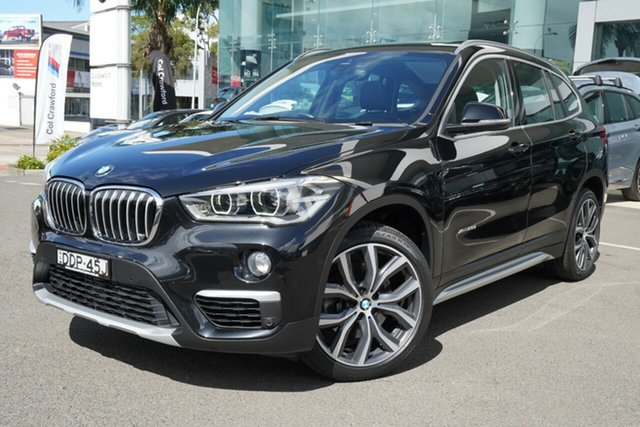 Used BMW X1 xDrive 25I, Brookvale, 2016 BMW X1 xDrive 25I Wagon