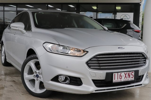 Used Ford Mondeo Trend, Bowen Hills, 2017 Ford Mondeo Trend Hatchback