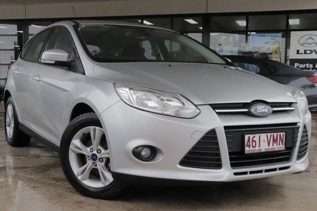 Used Ford Focus Trend PwrShift, Bowen Hills, 2014 Ford Focus Trend PwrShift Hatchback