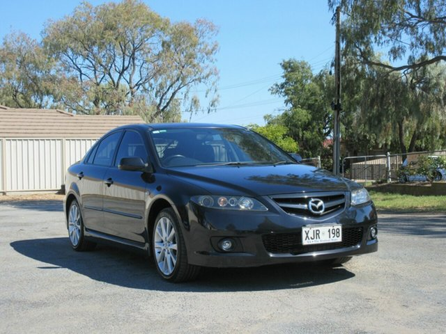 Used Mazda 6 Luxury Sports, Enfield, 2006 Mazda 6 Luxury Sports Hatchback