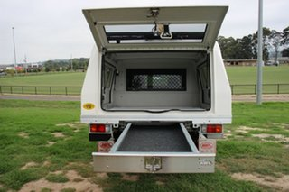 2012 Ford Ranger XL Hi-Rider Cab Chassis.