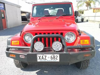 2004 Jeep Wrangler Sport (4x4) Softtop.