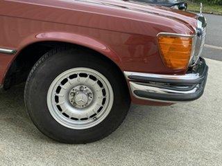 1977 Mercedes-Benz 450 SEL Sedan.