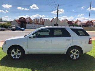 2010 Ford Territory TX Wagon.