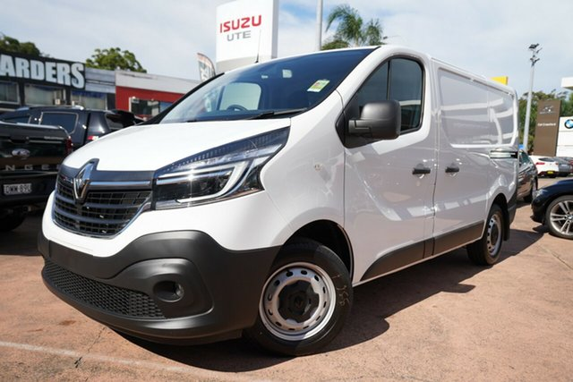 Demonstrator, Demo, Near New Renault Trafic 85 SWB, Brookvale, 2021 Renault Trafic 85 SWB Van