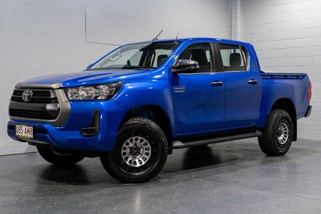 Used Toyota Hilux SR (4x4), Slacks Creek, 2020 Toyota Hilux SR (4x4) Double Cab Pick Up