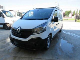 2016 Renault Trafic LWB Van.