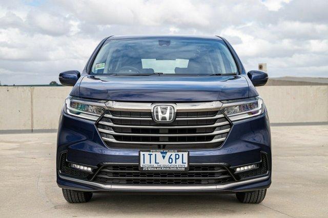 Demonstrator, Demo, Near New Honda Odyssey Vi L7, Springvale, 2020 Honda Odyssey Vi L7 RC 21YM Wagon