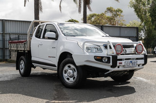 Used Holden Colorado LX Space Cab, Oakleigh, 2014 Holden Colorado LX Space Cab RG MY14 Cab Chassis