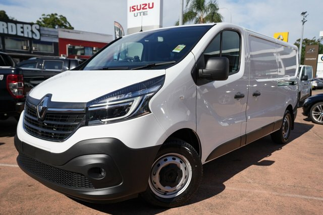 Demonstrator, Demo, Near New Renault Trafic LWB, Brookvale, 2020 Renault Trafic LWB Van