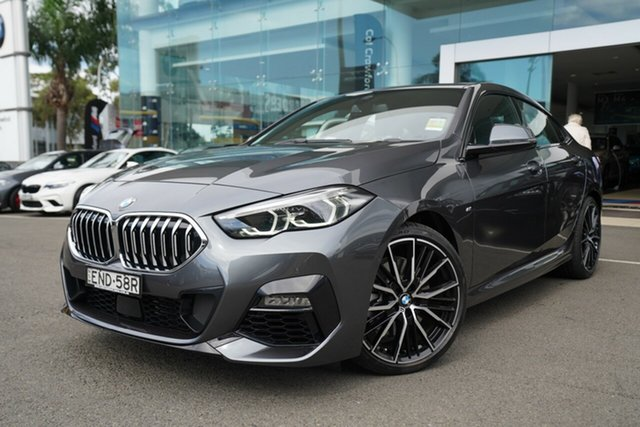 Demonstrator, Demo, Near New BMW 220i M Sport Gran Coupe, Brookvale, 2020 BMW 220i M Sport Gran Coupe Coupe