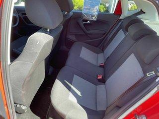 2012 Volkswagen Polo Trendline Hatchback.