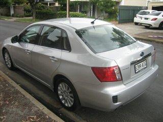 2010 Subaru Impreza R (AWD) Sedan.