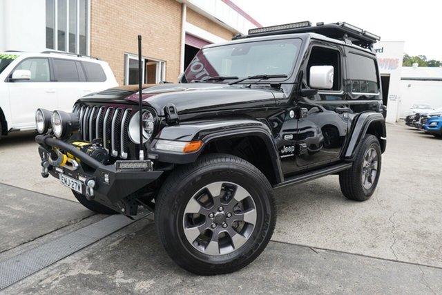 Used Jeep Wrangler Overland, Brookvale, 2019 Jeep Wrangler Overland Hardtop